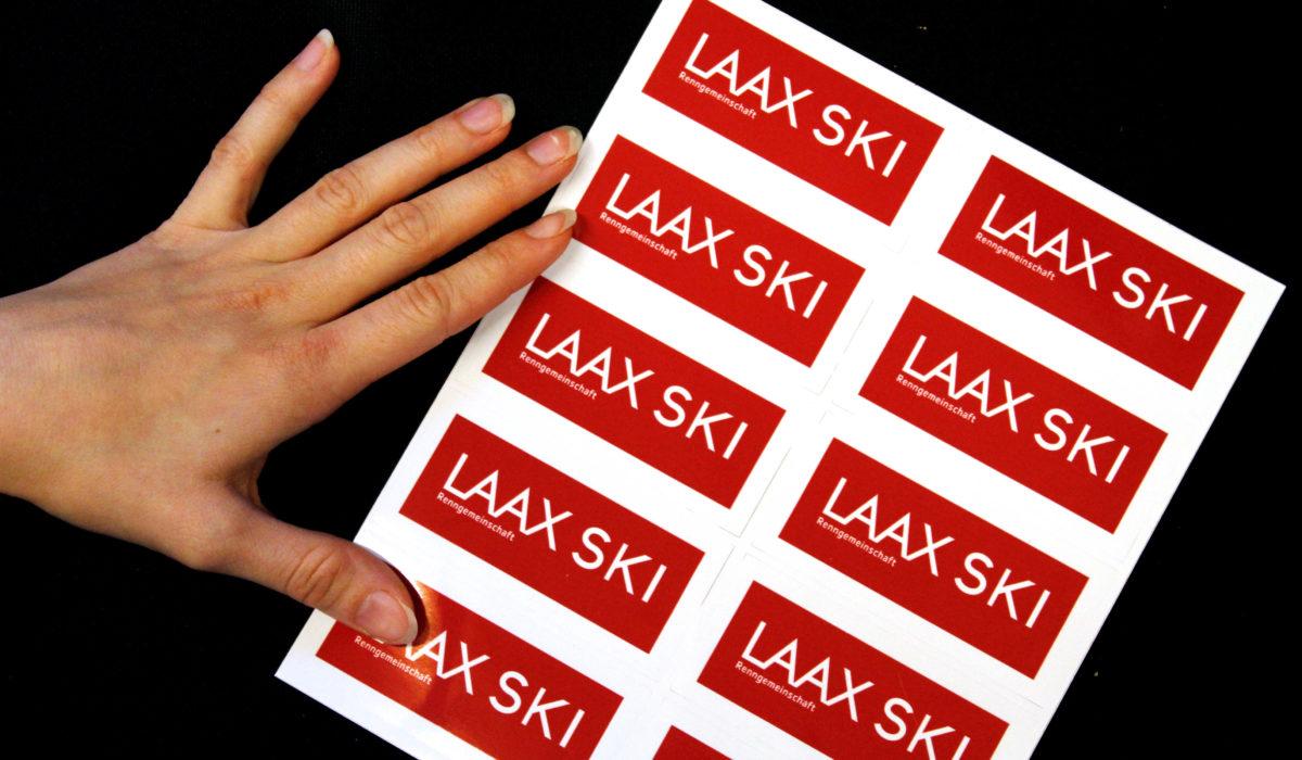 Laax Ski Logo