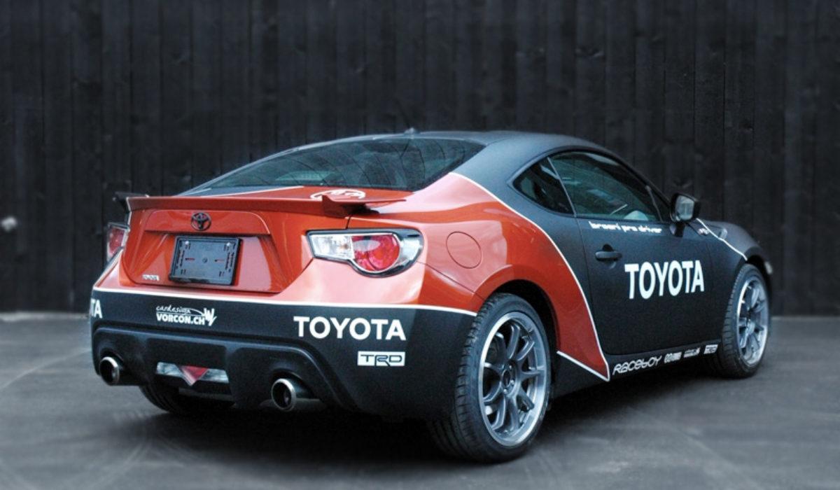 Toyota Sportcar