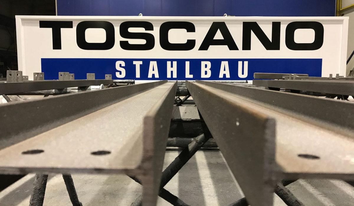 Tafeln Toscano Stahlbau AG