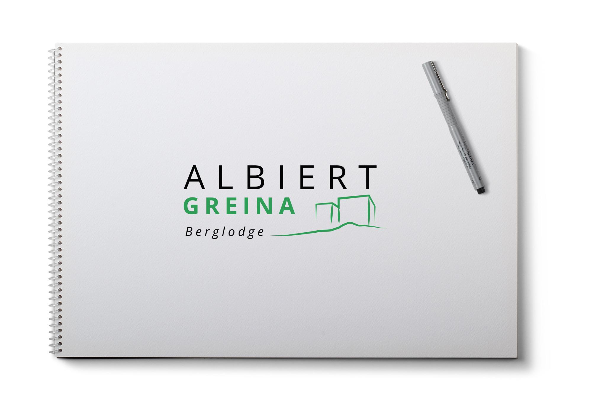 Logo Albiert Greina